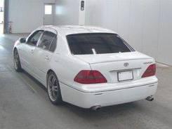 Выхлопная система. Lexus LS430, UCF30 Toyota Celsior, UCF30, UCF31 Двигатель 3UZFE