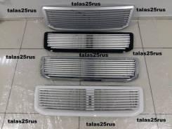 Решетка радиатора. Toyota Land Cruiser Prado, KDJ120W, RZJ120, KDJ125W, GRJ120, TRJ120, TRJ125W, TRJ120W, GRJ125W, GRJ121W, GRJ125, VZJ120, RZJ125, VZ...