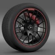 Mercedes. 8.5/9.5x20, 5x112.00, ET38/38, ЦО 66,6мм. Под заказ
