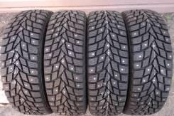 Dunlop SP Winter ICE 02. Зимние, шипованные, без износа, 4 шт. Под заказ