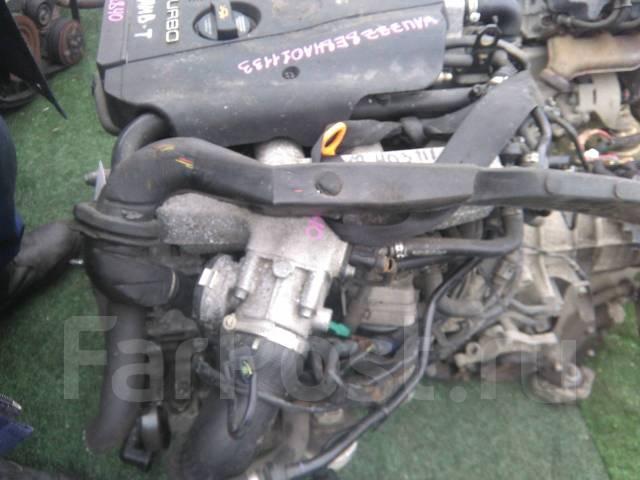 Двигатель AUDI A4, 8E, AMB; I2840