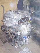 Двигатель в сборе. Toyota Ipsum