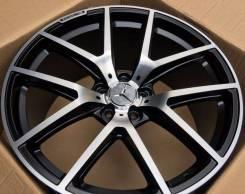 Mercedes. 10.0x21, 5x112.00, ET38, ЦО 66,6мм. Под заказ