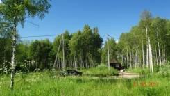 Участок 8.8 соток, Новорижское шоссе 48 км от МКАД. 880 кв.м., собственность, электричество, вода, от агентства недвижимости (посредник)