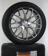 Mercedes. 8.5/9.5x20, 5x112.00, ET35/35, ЦО 66,6мм. Под заказ