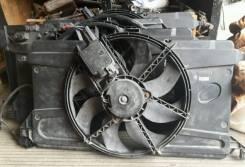 Вентилятор охлаждения радиатора. Ford Focus, CB4 Двигатели: QQDB, HXDB, HXDA, ASDA, KKDB, ASDB, KKDA, SHDB, SHDC, AODA, AODB, HWDA, HWDB, SHDA, SIDA