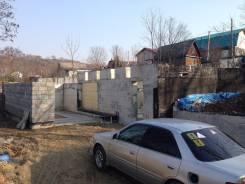 Участок с фундаментом. 900кв.м., собственность, электричество, вода, от частного лица (собственник). Фото участка
