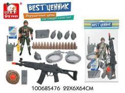 Наборы военного.