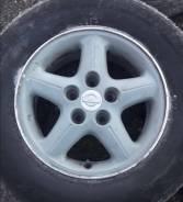 Nissan. 6.5x15, 5x114.30, ET40