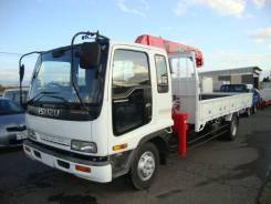 Isuzu Forward. 1994, 7 120 куб. см., 2 800 кг. Под заказ