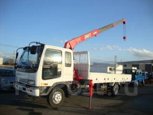 Isuzu Forward. 1994, 8 220 куб. см., 5 000 кг. Под заказ