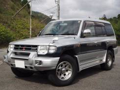 Mitsubishi Pajero. автомат, 4wd, 3.5, бензин, 89 623 тыс. км, б/п, нет птс. Под заказ