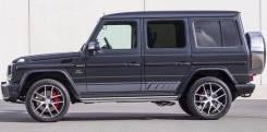 Mercedes. 10.0x21, 5x130.00, ET45, ЦО 84,1мм. Под заказ