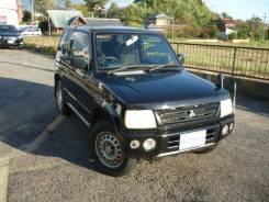 Mitsubishi Pajero Mini. автомат, передний, 0.7, бензин, 62 307 тыс. км, б/п, нет птс. Под заказ