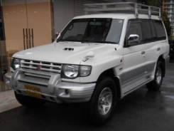 Mitsubishi Pajero. автомат, 4wd, 2.8, дизель, 92 635 тыс. км, б/п, нет птс. Под заказ
