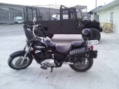 Honda Shadow 1100. 1 100 куб. см., исправен, птс, с пробегом