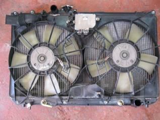 Радиатор охлаждения двигателя. Toyota: Verossa, Chaser, Crown Majesta, Cresta, Crown, Supra, Mark II Wagon Blit, Mark II, Soarer Двигатель 1JZGTE