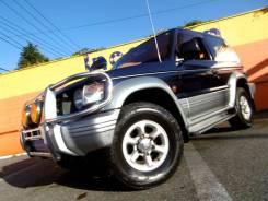 Mitsubishi Pajero. механика, 4wd, 3.0, бензин, 58 342 тыс. км, б/п, нет птс. Под заказ