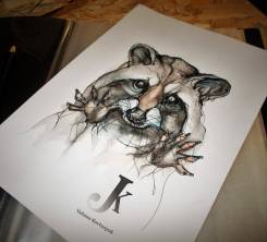 Татуировка, тату студия Sweet Home Tattoo Studio во Владивостоке