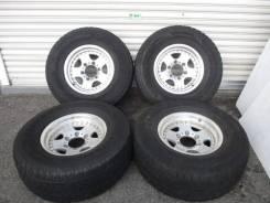Bridgestone. 7.0x15, 6x139.70, ET-5, ЦО 110,0мм.