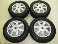 Bridgestone FEID. 6.0x15, 5x100.00, 5x114.30, ET53, ЦО 73,0мм.