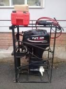 Parsun. 35,00л.с., 2-тактный, бензиновый, нога S (381 мм), Год: 2014 год