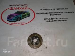 Диск тормозной. Toyota Prius, NHW20 Двигатель 1NZFXE