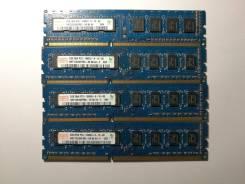 Оперативная память Hynix [HMT325U6CFR8C-H9] 4 планки по 2 Gb = 8 Gb