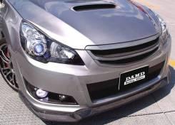 Решетка радиатора. Subaru Legacy, BR9, BM9, BM, BMM, BMG, BRM, BRG, BRF Subaru Legacy B4, BM9, BMM, BMG