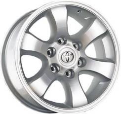 Light Sport Wheels LS 139. 7.5x17, 6x139.70, ET-30