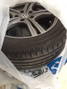 Комплект колес на дисках Volkswagen (Toyo) лето. 6.5x16 5x112.00 ET45