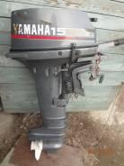 Yamaha. 15,00л.с., 2-тактный, бензиновый, нога L (508 мм), Год: 1993 год