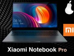 "Xiaomi Mi Notebook Pro 15.6. 15,6"", 4,0ГГц, ОЗУ 8192 МБ и больше, диск 256Гб, WiFi, аккумулятор на 10ч. Под заказ"