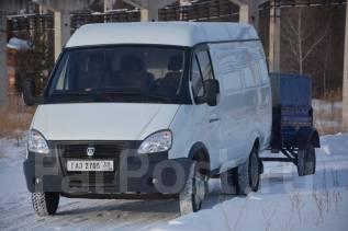 ГАЗ Газель Бизнес. ГАЗель Бизнес, 2 899 куб. см., 1 500 кг.