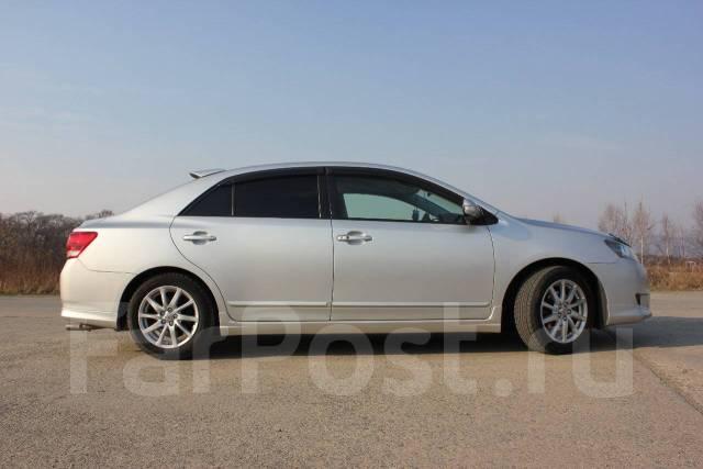 Toyota Allion. вариатор, передний, 2.0 (158 л.с.), бензин, 100 тыс. км