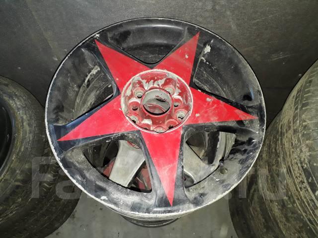 Toyota. 7.0x16, 5x114.30, ET48