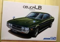 Сборная модель Toyota Celica LB 2000GT. +Подарок!