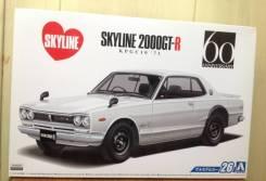 Модели автомобилей. Nissan Skyline