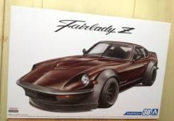 Модели автомобилей. Nissan Fairlady Z