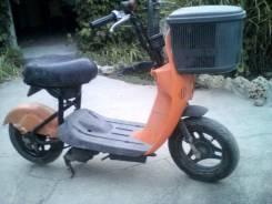 Suzuki. 49 куб. см., исправен, птс, без пробега