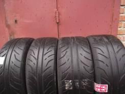 Dunlop Direzza ZII. Летние, 2016 год, износ: 5%, 4 шт