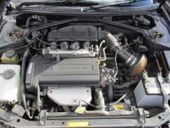 Двигатель в сборе. Toyota Corolla Levin, AE111 Toyota Sprinter Trueno, AE111 Двигатель 4AGE