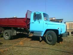 ГАЗ 3307. Продам газ 3307 самосвал, 3 000 куб. см., 4 500 кг.