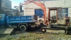 Услуги эксковатора вес 3 и 5 тонн самосвала спецтехники
