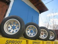 Mickey Thompson. 10.0x15, 6x139.70, ET-46, ЦО 110,0 мм.