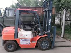 Heli. Автопогрузчик вилоный HEli 30-Q9K, CPC, 2 670 куб. см., 3 500 кг.