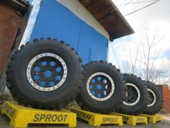 Mickey Thompson. 8.0x16, 5x114.30, ET-12, ЦО 83,0 мм.