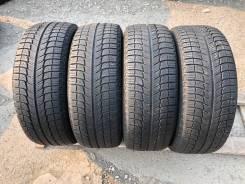 Michelin X-Ice 3. Зимние, без шипов, 2012 год, износ: 5%, 4 шт