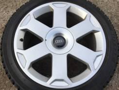 Audi. 7.5x17, 5x100.00, 5x112.00, ET45