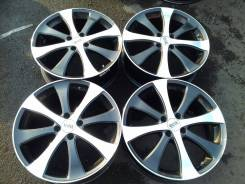 Hipnotic Wheels Diva. 6.5x17, 4x100.00, ET42, ЦО 65,0мм.